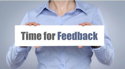 Are you comfortable to share feedback?