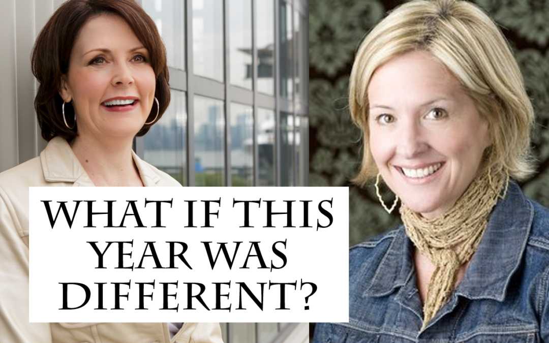 What if this year was different?